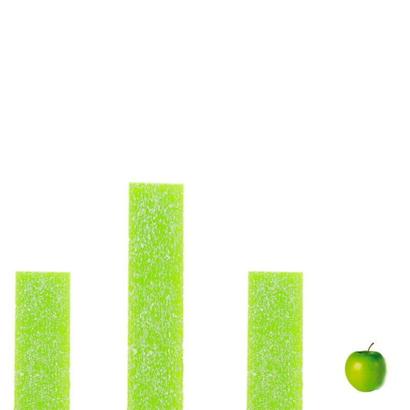 Bandos Pomme Verte acidulé