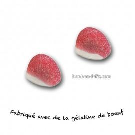 Bisou fraise Fini Halal