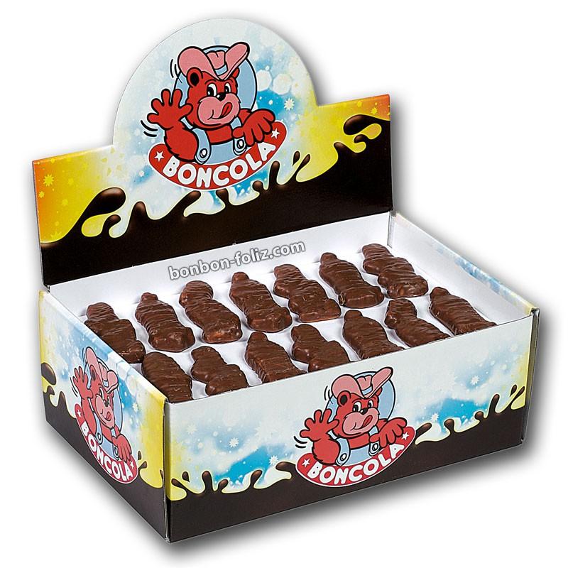 bonbon-paques;chocmod-boncola-160-guimauves-paques-chocolatees-noir
