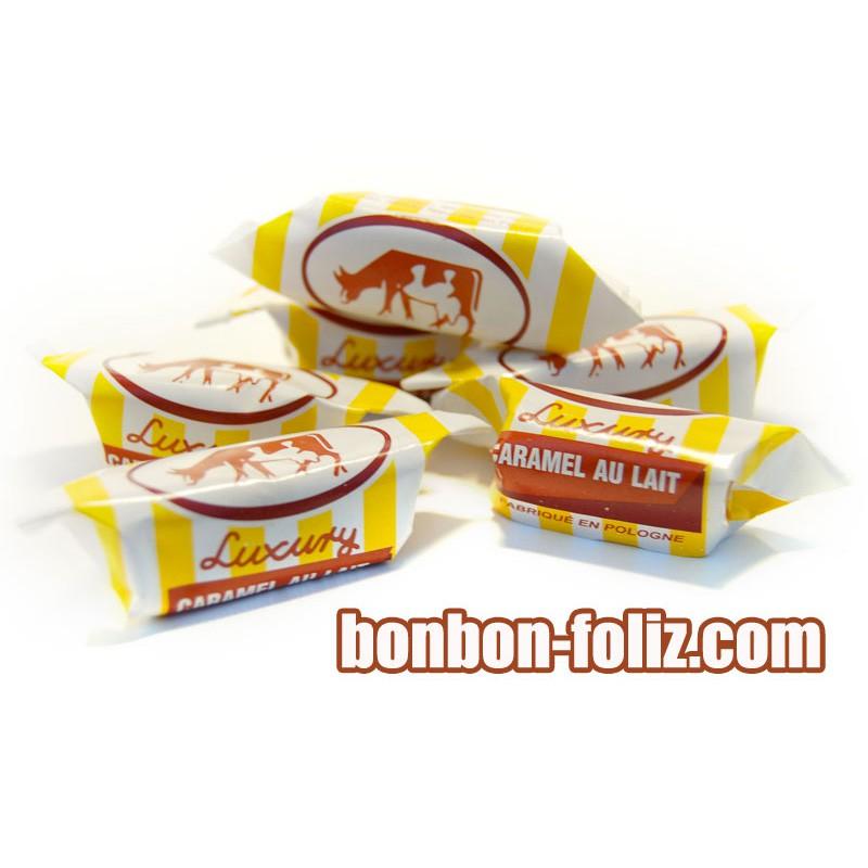 bonbon-caramel;verquin-et-bonbons-tetes-brulees-caramel-krowka-le-caramel-polonais