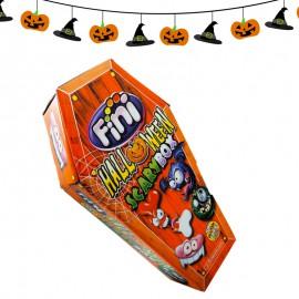 Cercueil Halloween avec bonbon scarybox