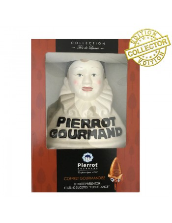 sucette-pierrot-gourmand;andros-pierrot-gourmand-coffret-cadeau-buste-collector-pierrot-gourmand