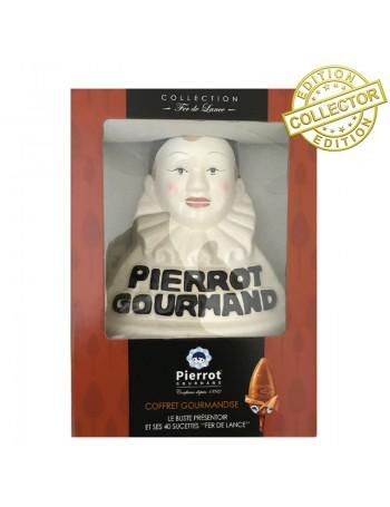 sucette-pierrot-gourmand;andros-pierrot-gourmand-coffret-cadeau-buste-collector-pierrot-gourmand