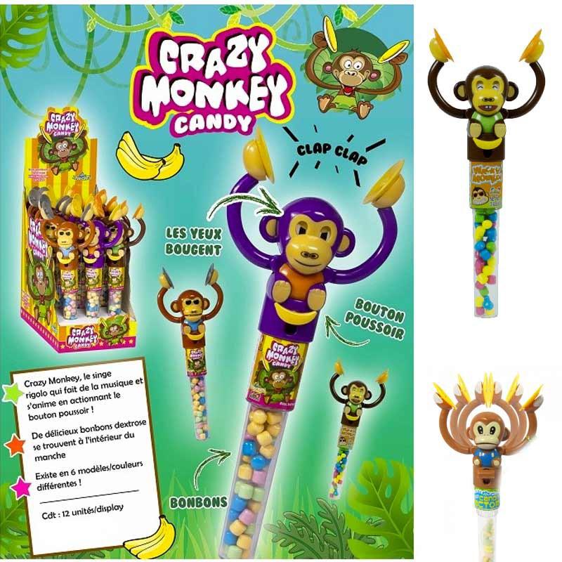 crazy-monkey-candy-bonbon-singe
