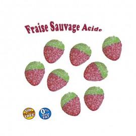 Fraise sauvage acidulée Fini Halal