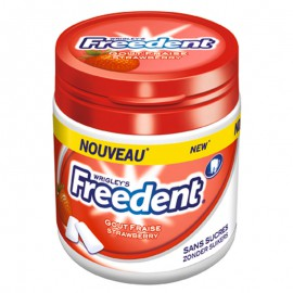 freedent-chewing-gum;wrigley-freedent-box-bottle-fraise-84g