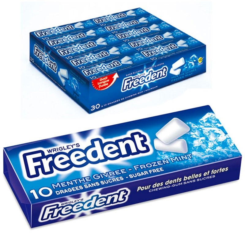 freedent-chewing-gum;wrigley-freedent-menthe-givree