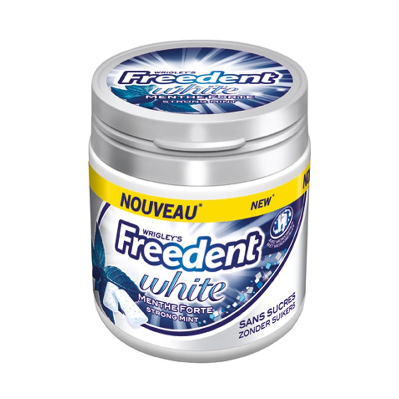 freedent-chewing-gum;wrigley-freedent-white-box-bottle-menthe-forte-84g