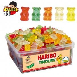 Goldbears Haribo - Tinours Ourson lisse