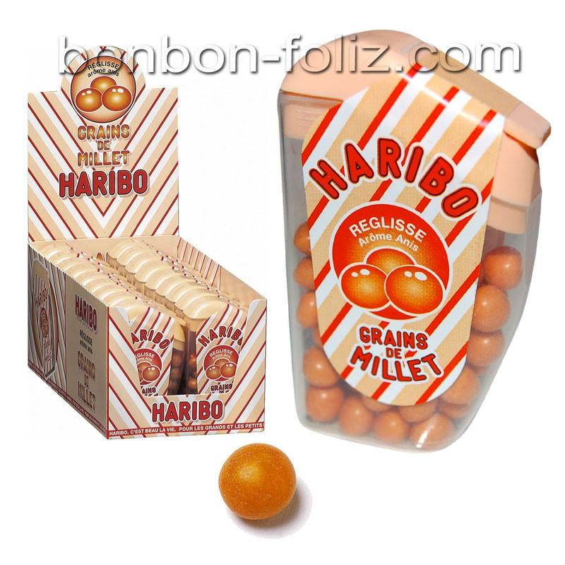bonbon-reglisse;haribo-grains-de-millet