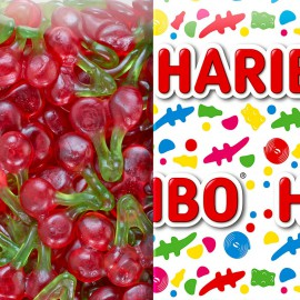 bonbon-gelifie;haribo-happy-cherry-2-kg