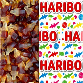 bonbon-haribo , haribo-happy-cola