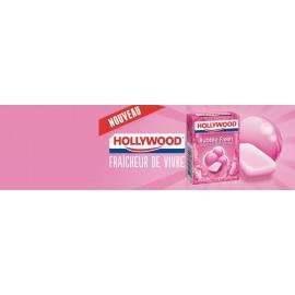 Hollywood Bubble Fresh Tutti frutti Menthol