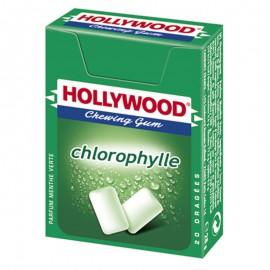 Hollywood chlorophylle 20 D sans aspartame