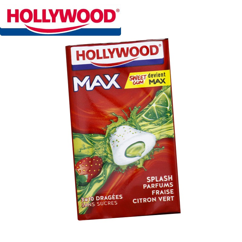 hollywood-chewing-gum;hollywood-hollywood-max-fraise-citron-vert