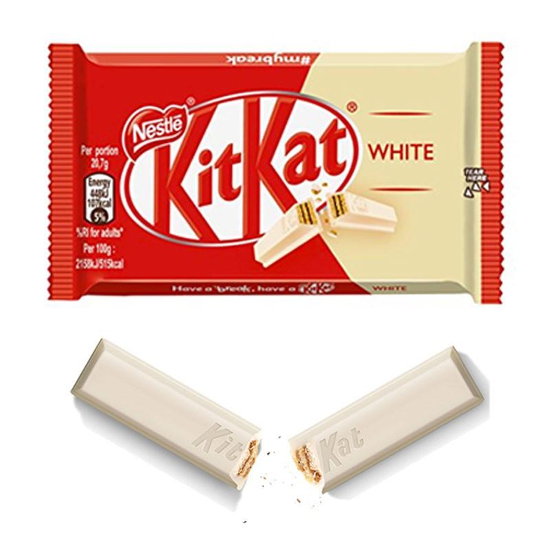 barre-chocolat-et-barre-chocolatee-aux-cereales;nestle-kit-kat-white