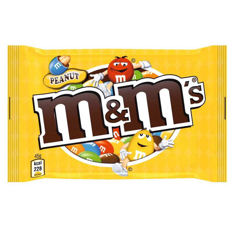 Bonbons botte Friends chocolat lait M&M'S M&M'S la boite