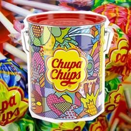 Chupa Chups Pot Métal Collector Design 60 Ans -  collector Chupa Chups