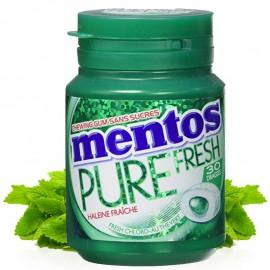 Mentos Pure Fresh Chloro Bottle