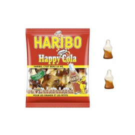 Mini Bouteille Happy Cola Haribo