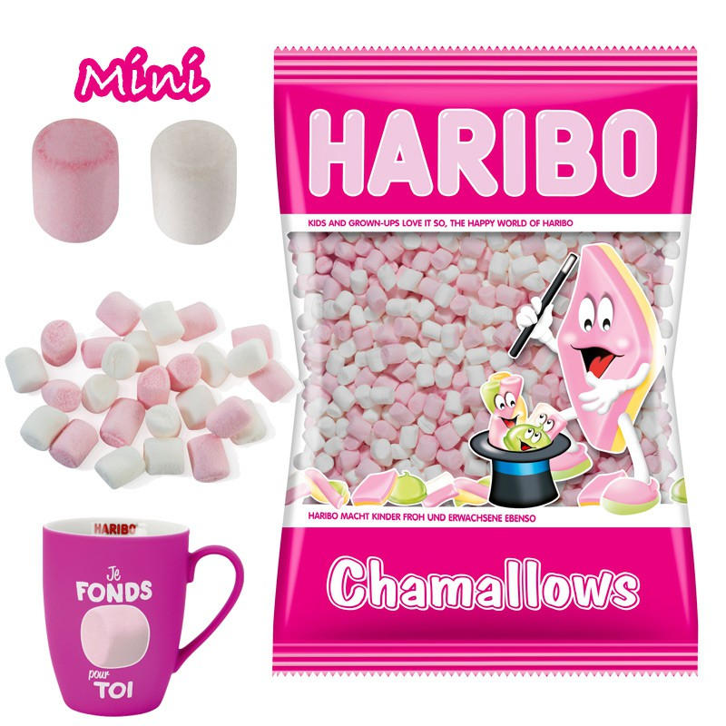 bonbon-guimauve-bonbon-chamallows;haribo-mini-chamallows-haribo