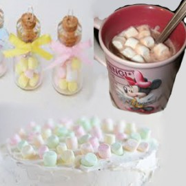 Mini Chamallows Haribo
