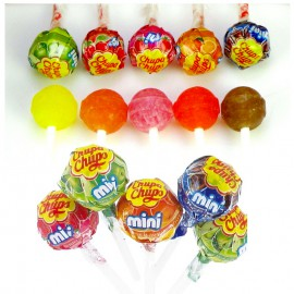 Mini Chupa Chups assorties