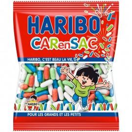 Mini sachet CAR en SAC Haribo carensac