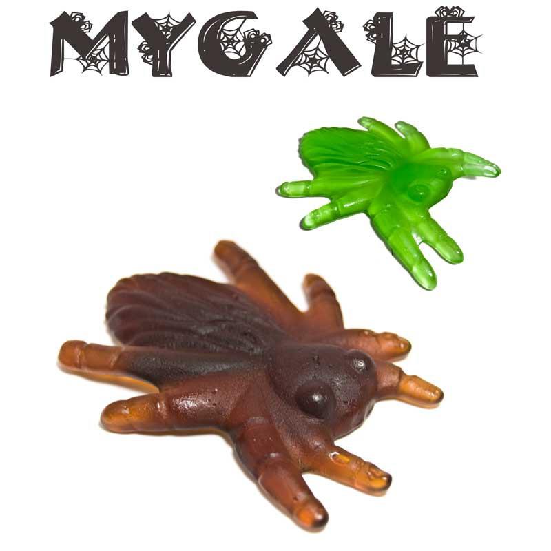 bonbon-gelifie;andros-pierrot-gourmand-mygale-bonbon-en-forme-d-araignee
