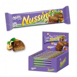 barre-chocolat-et-barre-chocolatee-aux-cereales;milka-nussini-milka-chocolat-noisette