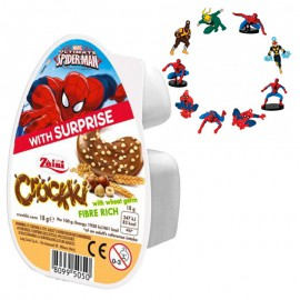 Oeuf crockki Spiderman