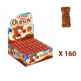 Oursons chocolat Bouquet d'Or