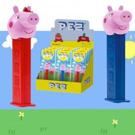 distributeur-de-pez-recharge-pez;pez-candy-inc-pez-peppa-pig
