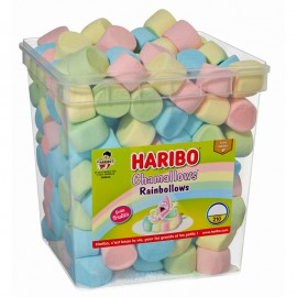 bonbon-guimauve-bonbon-chamallows;haribo-rainbollows-chamallows-haribo