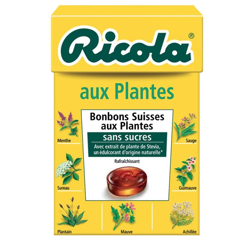 bonbons-aux-plantes;ricola-ricola-aux-plantes