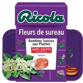 bonbons-aux-plantes;ricola-ricola-fleurs-de-sureau