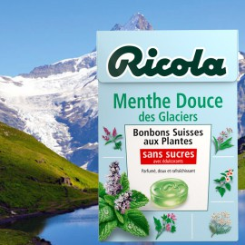 Ricola Menthe des Glaciers