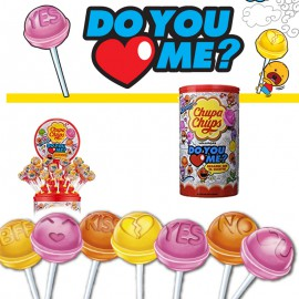"Sucette  ""Do You Love Me"" Chupa Chups"