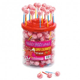sucette-gum;cerdan-sucette-ramzy-gum-fraise-cerdan
