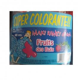 Sucette Ramzy Gum Fruit des bois Cerdan
