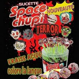Sucette Space Chupi Terror Halloween