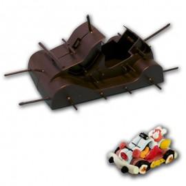 gateaux-de-bonbons;varietes-de-bonbons-et-supports-support-plastique-cabriolet