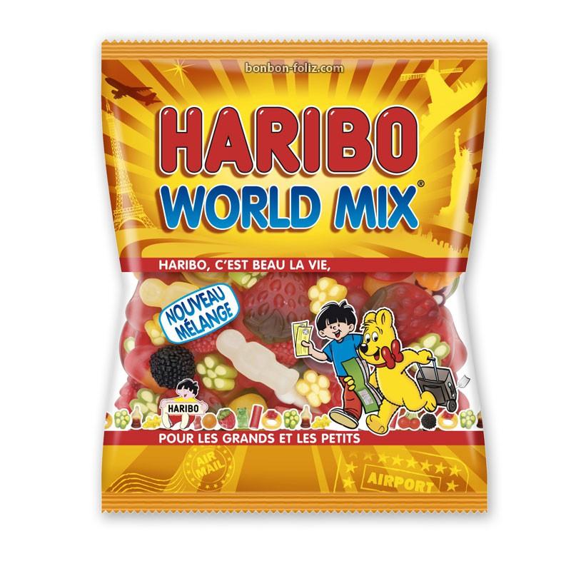 bonbon-gelifie;haribo-world-mix-haribo
