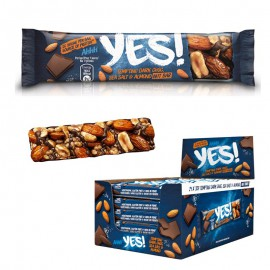 YES amande : SEA SALT DARK CHOC ALMOND