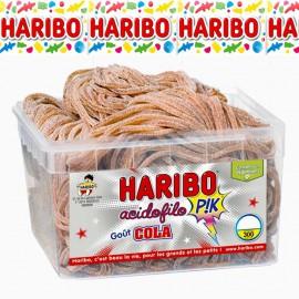 Acidofilo Goût Cola PIK Haribo boîte