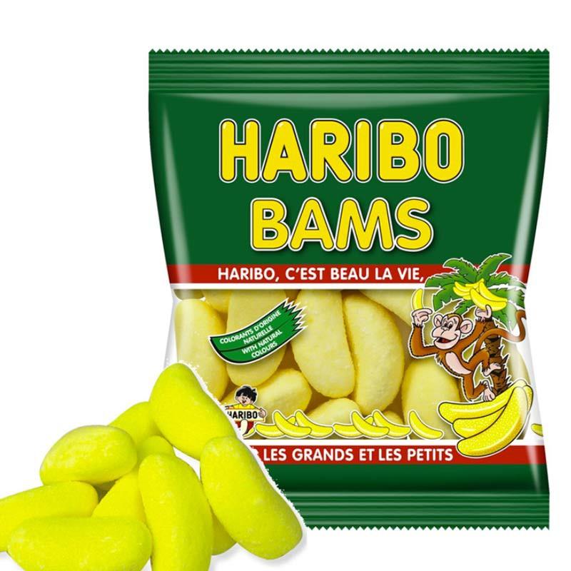 BAMS Haribo 120 gr