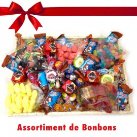 Plateau assortiment de bonbons