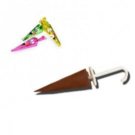 Les petits parapluies en chocolat