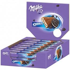 Milka Oreo barre