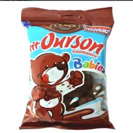 ourson babies chocolat guimauve